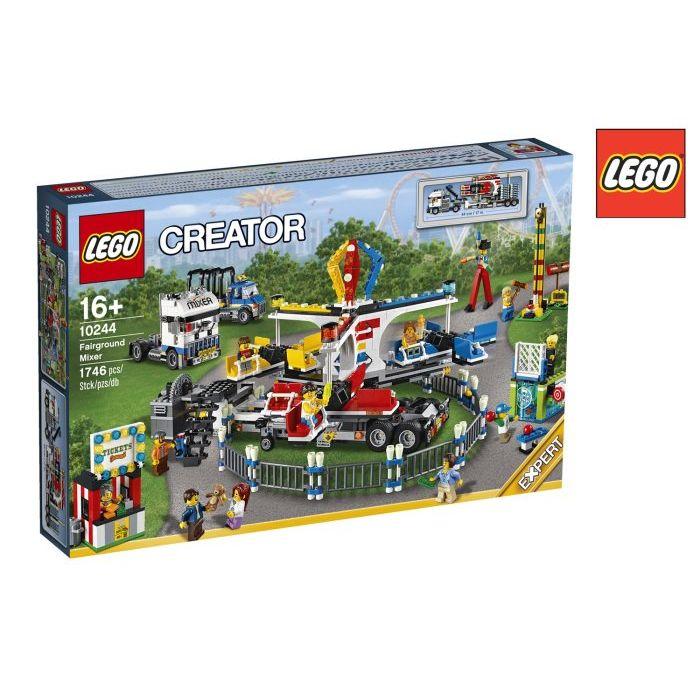 Lego Creator Expert Giostra Luna Park 10244