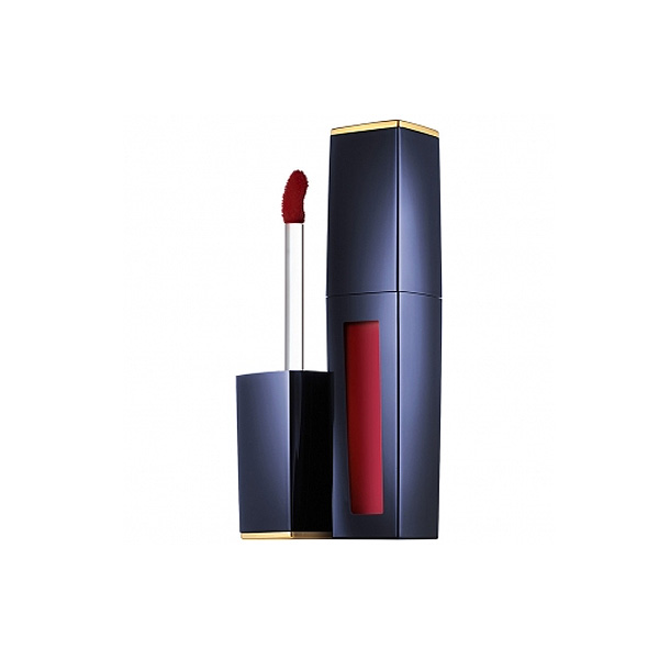 Este Lauder  Pure color envy liquid lip potion  rossetto liquido 340 strange bloom