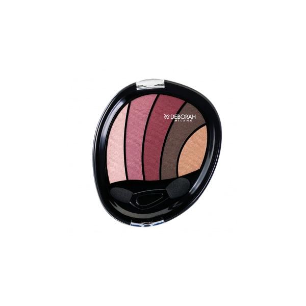 Deberoah  Ombretto eye design  palette ombretto 02 rose