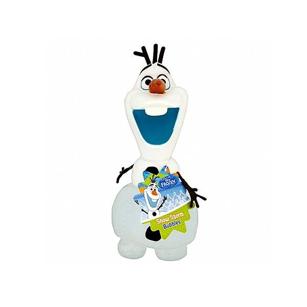 Disney  Frozen olaf 3d  bagnoschiuma 375 ml