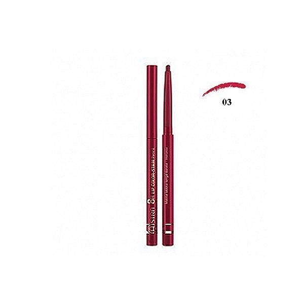 Astra  8h lip color stain pencil  matita labbra lunga durata 03 rosso