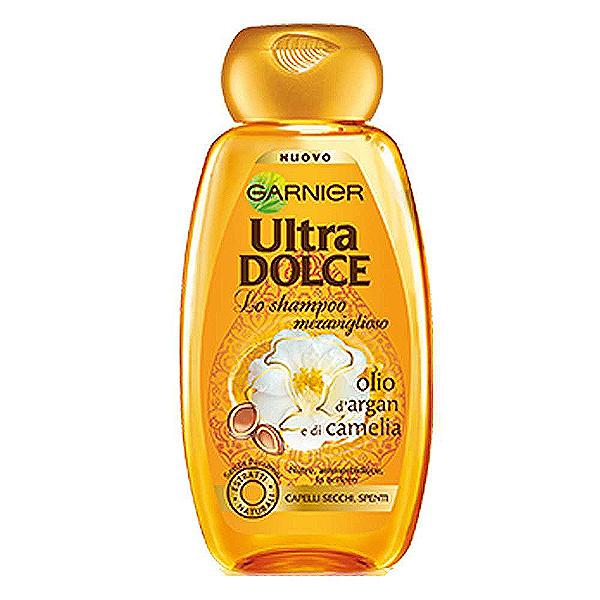 Garnier  Ultra dolce meraviglioso lo shampoo meraviglioso con olio di argan e camelia 400 ml
