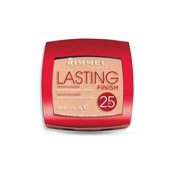 Rimmel  Lasting finish 25h  fondotinta compatto 005 warm honey