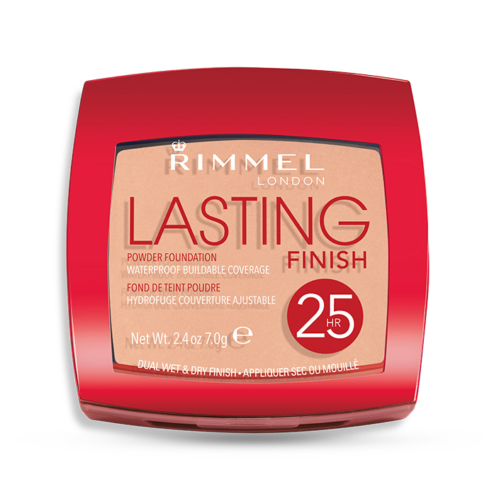Rimmel  Lasting finish 25h  fondotinta compatto 004 light honey