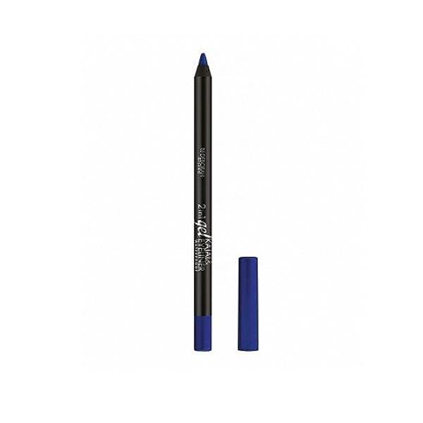 Deborah  2in1 gel kajaleyeliner  matita occhi 03 blue