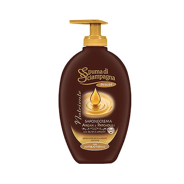 Spuma di Sciampagna  Sapone crema liquido argan 250 ml