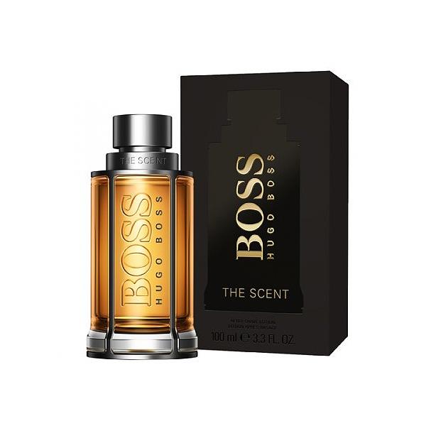 Hugo Boss  Boss the scent after shave lotion  lozione dopo barba 100 ml vapo