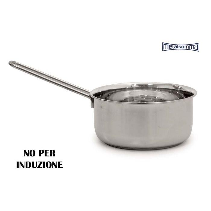 Sinsin Casseruola Fonda 1 Manico 12 cm