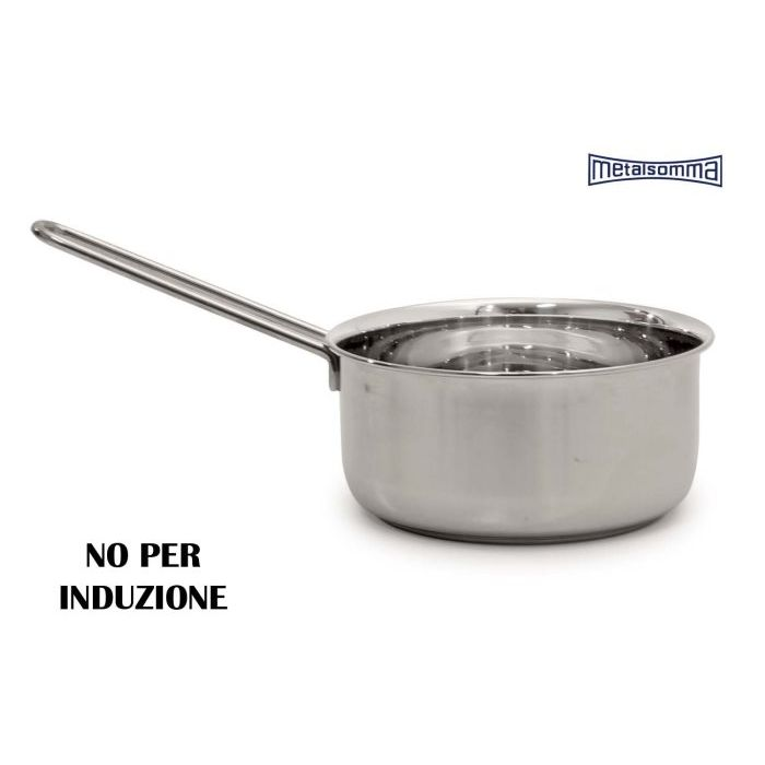 Sinsin Casseruola Fonda 1 Manico 14 cm