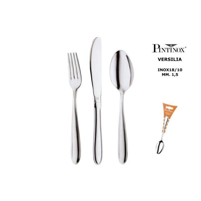 Pintinox Forchetta da Tavola Versilia 3 Pezzi