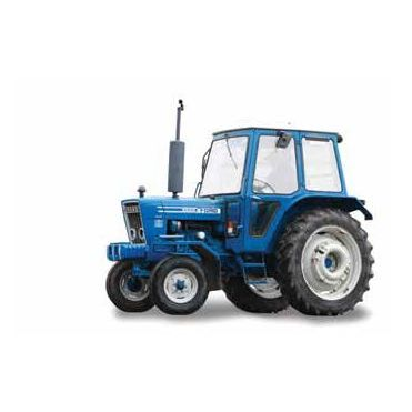 Pama trattore ford 6600 1:32 42794