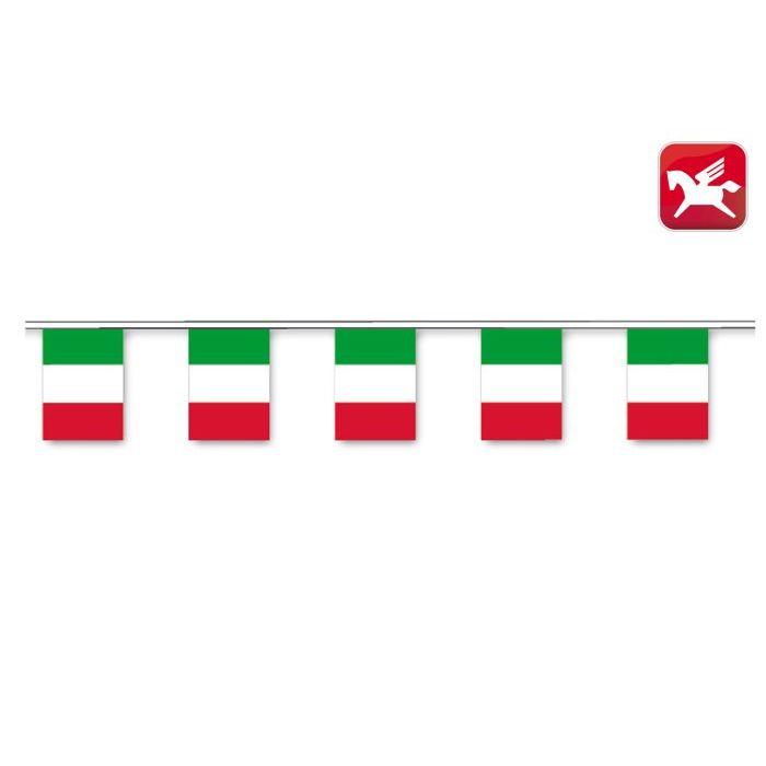 Pegaso Festone Bandiera Italiana 5 M