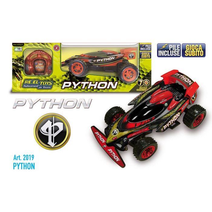 Reeltoys Buggy Radiocomandata Python 116