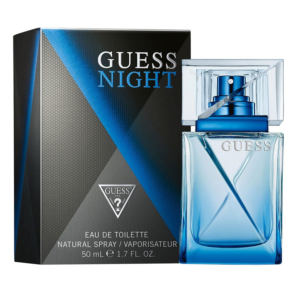 Guess  Night uomo  eau de toilette 50 ml vapo