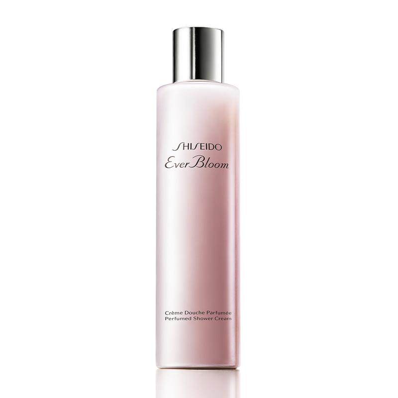 Shiseido  Ever bloom shower cream  gel doccia 200 ml