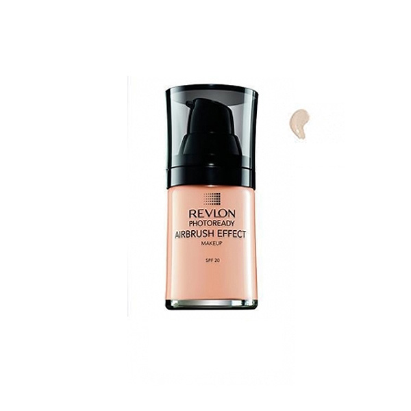 Revlon  Photoready airbrush effect  fondotinta rich ginger