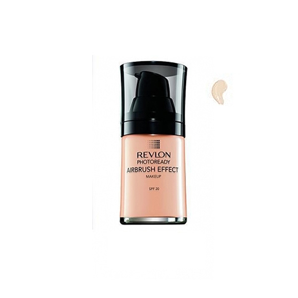 Revlon  Photoready airbrush effect  fondotinta golden beige