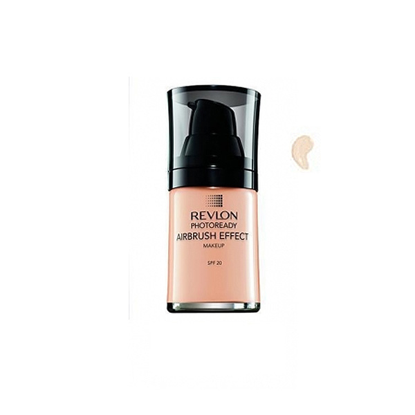 Revlon  Photoready airbrush effect  fondotinta cool beige
