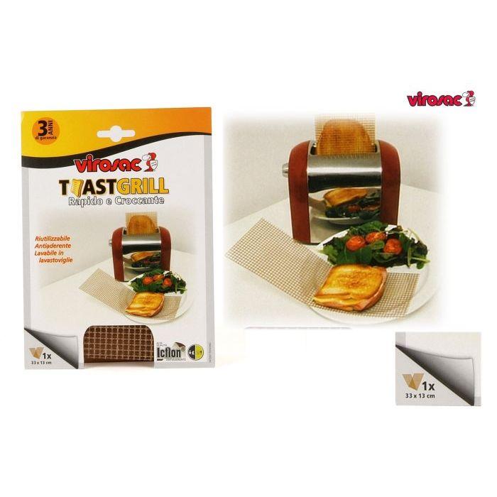 Virosac Griglia Toast 33 x 13 cm