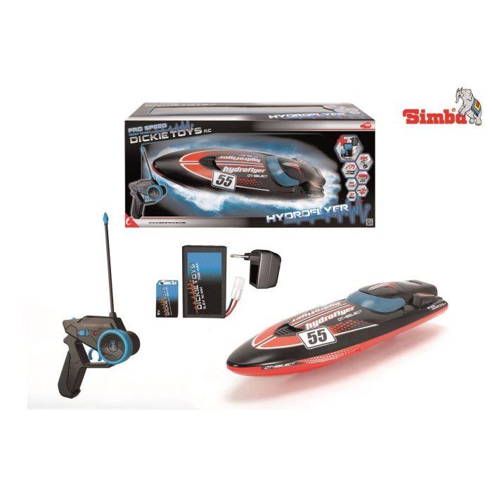 Simba Toys Barca Hydroflyer Radiocomandata 48 cm