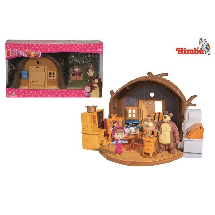 Simba Toys Playset Casa Orso