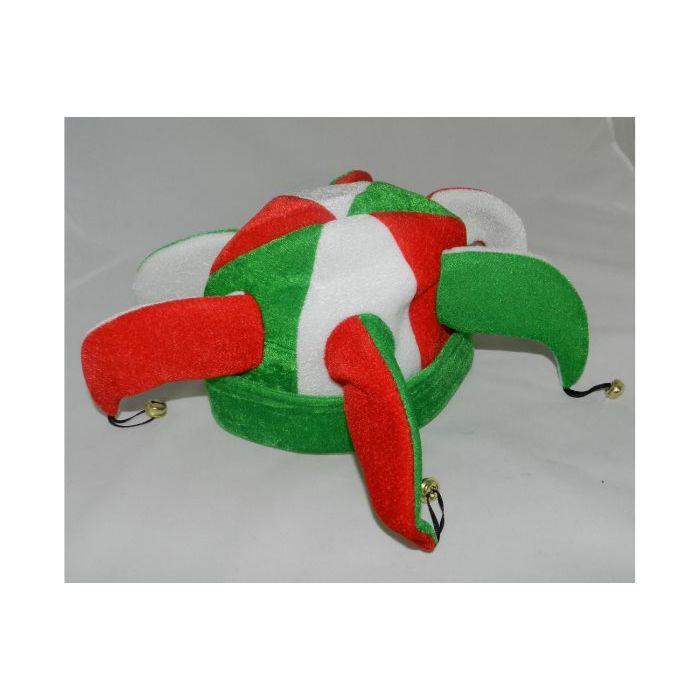 Sinsin Solchim Cappello Joker Tricolore