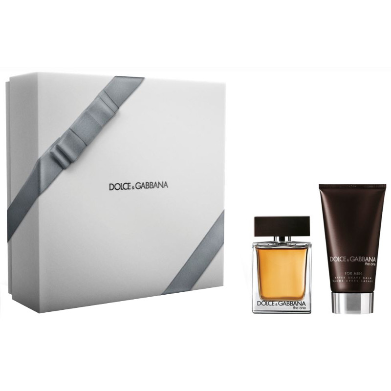 DolceGabbana  Cofanetto dg the one uomo  eau de toilette 50 ml  after shave balsam 75 ml