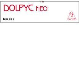 Dolpyc neo gel protettivo 50 g