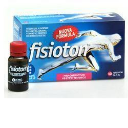 Fisioton 10 fiale 15 ml nuova formula