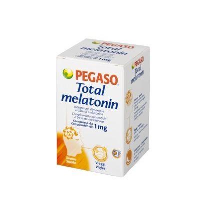 Total melatonin 180 compresse