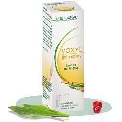 Dispositivo medico voxyl gola spray 20ml