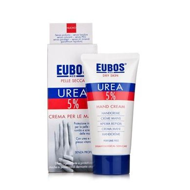 Eubos urea 5 crema mani 75 ml