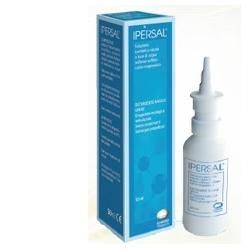 Soluzione ipertonica spray nasale ipersal 50ml