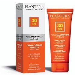 Acido ialuronico crema solare anti eta visocorpo spf 30 100ml