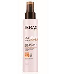 Lierac sunific block spf50 lait corps