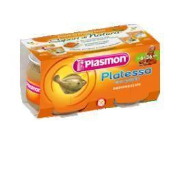 Plasmon omogeneizzato platessa 2 x 80 g