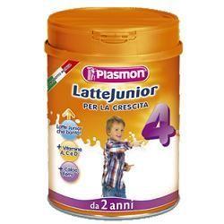 Plasmon latte junior polvere 800 g 1 pezzo