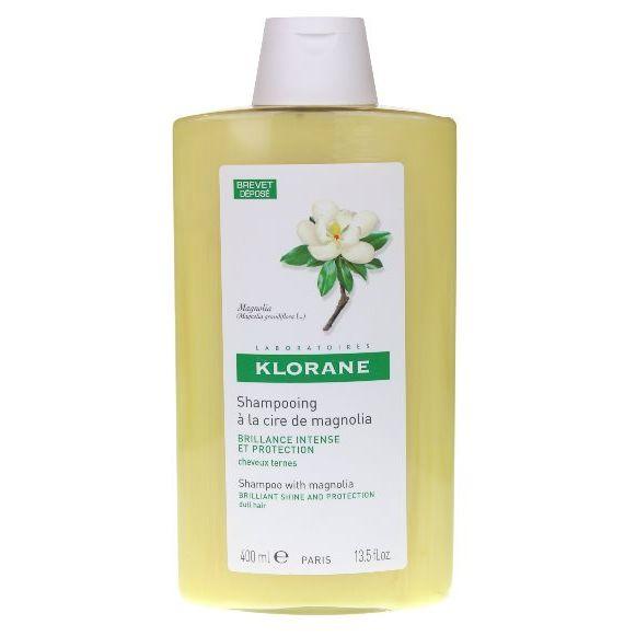 Klorane shampoo magnolia 400 ml