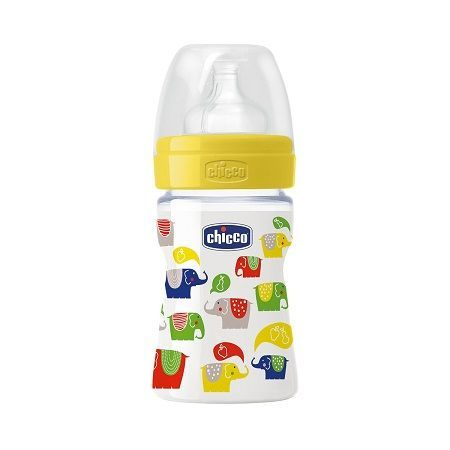 Chicco biberon 150ml pp deco1 tettarella in caucciu