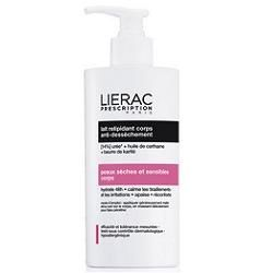 Lierac prescription latte relipidant corps anti dessechement