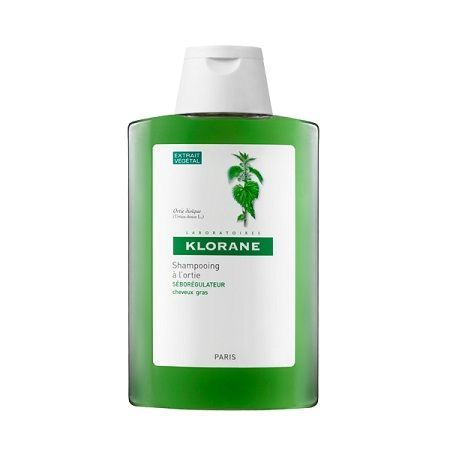 Klorane shampoo ortica 400 ml