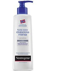 Neutrogena corpo fluida non profumata 400 ml