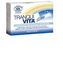 Tranquivita strong 30 compresse 560 mg