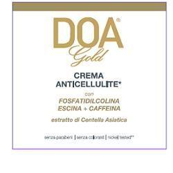 Doa gold crema anticellulite 200 ml