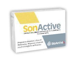 Sonactive 30 compresse deglutibili a rilascio controllato 08 g