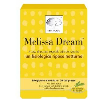 Melissa dream 20 compresse