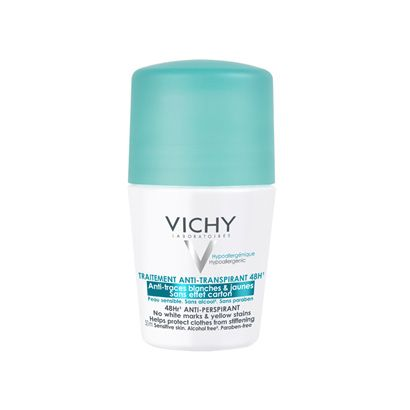 Vichy deodorant antitraces intensive bille 50 ml
