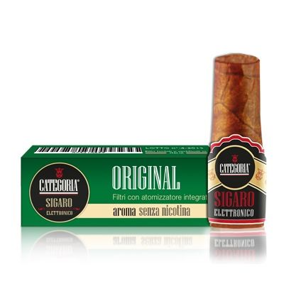 Categoria filtro sigaro elettronico senza nicotina