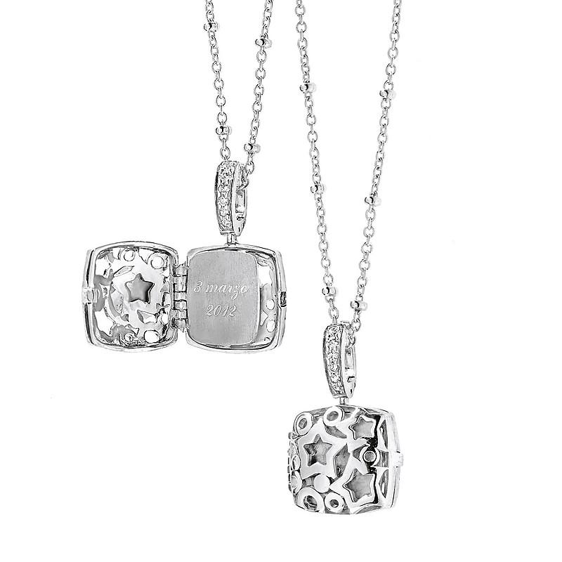 collana donna comete argento 925 gla 102