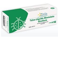 Dicofarm talco liquido mentolato 100 ml